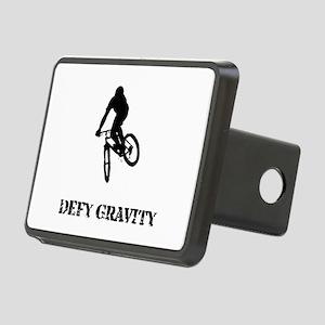 Defy Gravity Rectangular Hitch Cover