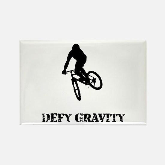 Defy Gravity Rectangle Magnet (10 pack)