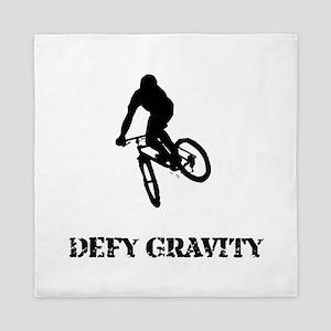 Defy Gravity Queen Duvet
