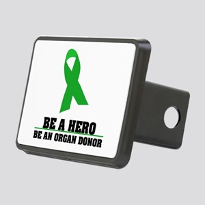 Hero Line Rectangular Hitch Cover