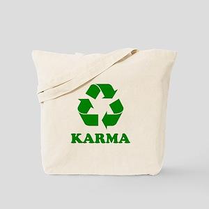 Karma Recycle Tote Bag