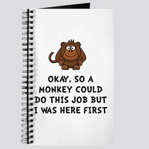 Monkey Job Journal