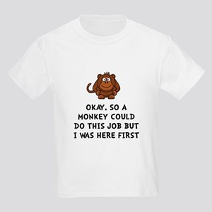 Monkey Job Kids Light T-Shirt