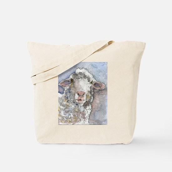 Shorn This Way, Sheep Tote Bag