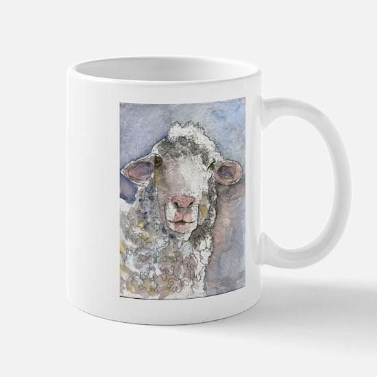 Shorn This Way, Sheep Mug
