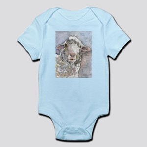 Sheep Baby Clothes Accessories Cafepress