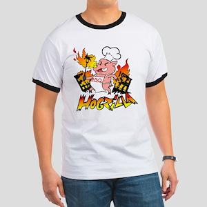 Hogzilla Ringer T
