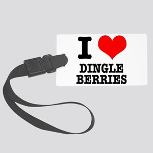 DINGLE BERRIES Large Luggage Tag