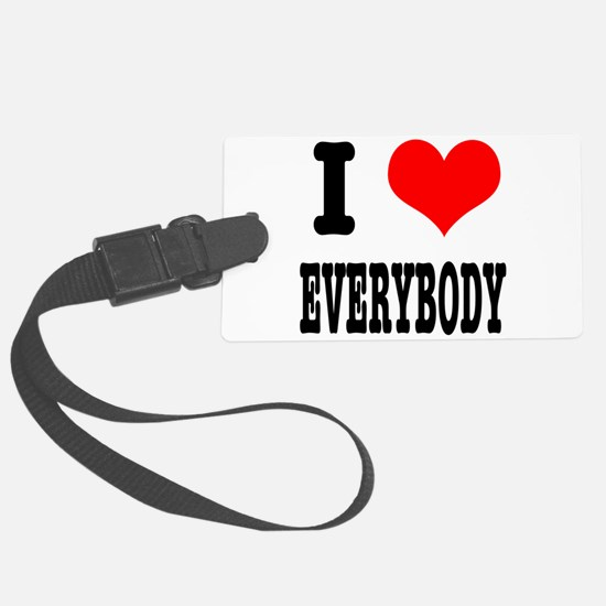 EVERYBODY.png Luggage Tag