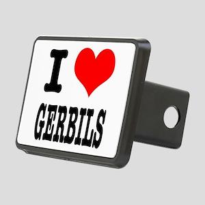 GERBILS Rectangular Hitch Cover