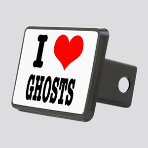 GHOSTS Rectangular Hitch Cover