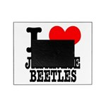 JAPANESE BEETLES.png Picture Frame