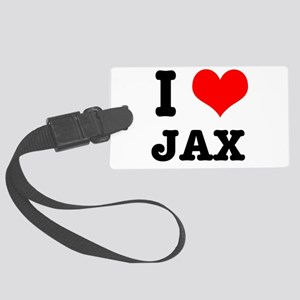 JAX Large Luggage Tag