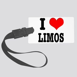 limos Large Luggage Tag