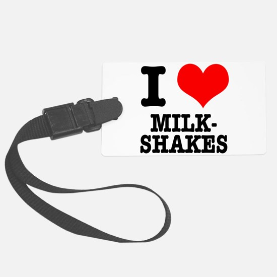 MILKSHAKES.png Luggage Tag