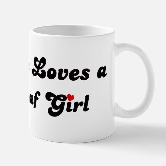Sugarloaf girl Mug