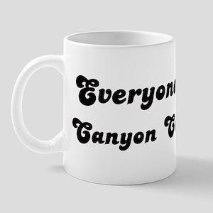 Canyon Country girl Mug