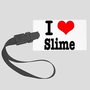 slime Large Luggage Tag