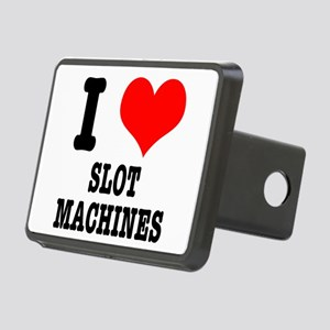SLOT MACHINES Rectangular Hitch Cover