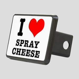spray cheese Rectangular Hitch Cover