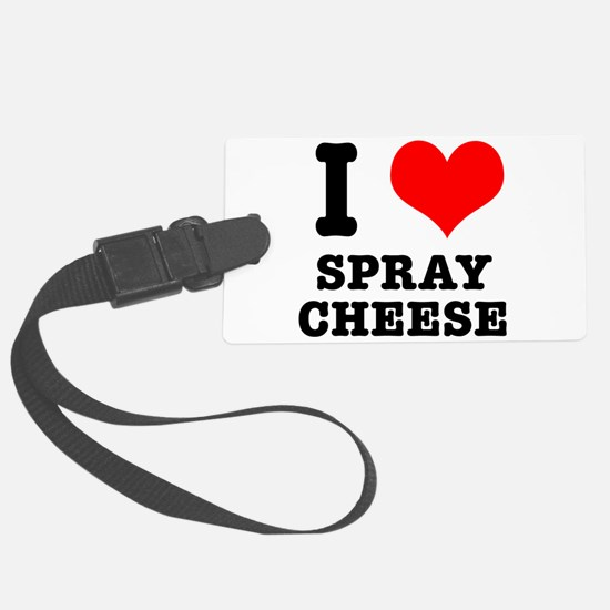 spray cheese.png Luggage Tag