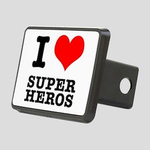 SUPER HEROS Rectangular Hitch Cover