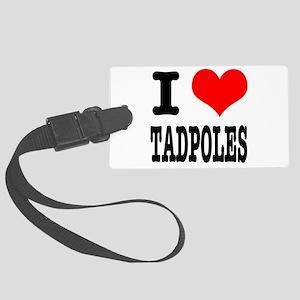tadpoles Large Luggage Tag