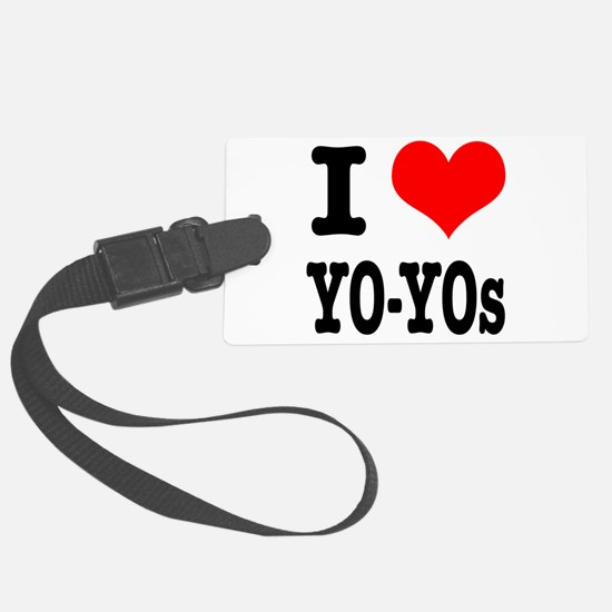 yo yos.png Luggage Tag