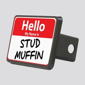 stud muffin Rectangular Hitch Cover