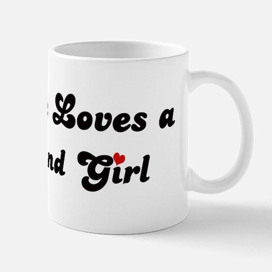 Le Grand girl Mug