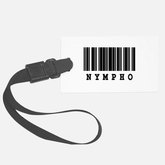 nympho.jpg Luggage Tag