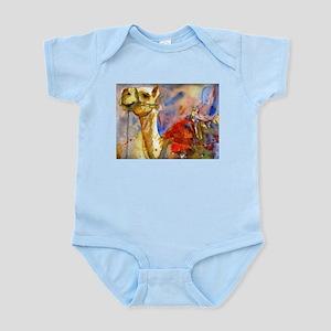 Israeli Camel Infant Bodysuit
