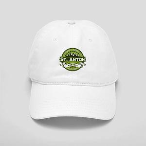 St. Anton Green Cap