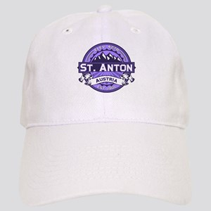 St. Anton Violet Cap