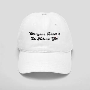 St Helena girl Cap