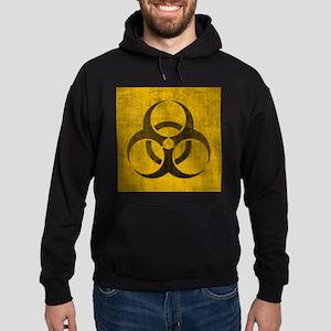 Vintage Biohazard Hoodie (dark)