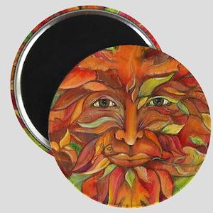 Autumn Greenman Magnet