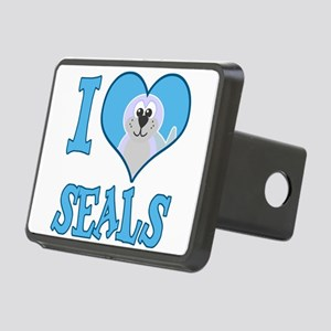 love seals Rectangular Hitch Cover