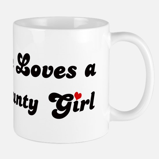 Napa County girl Mug