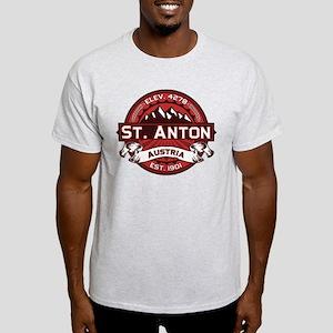 St. Anton Red Light T-Shirt