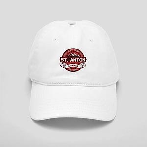 St. Anton Red Cap