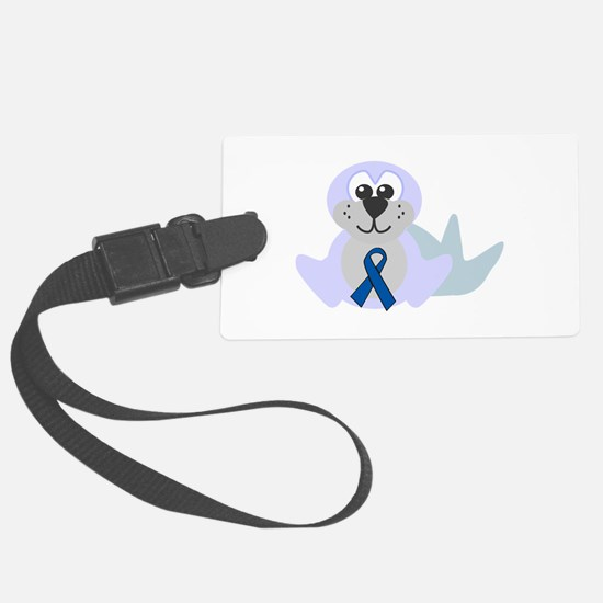blueribbon seal copy.png Luggage Tag