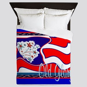 Old Glory Queen Duvets'