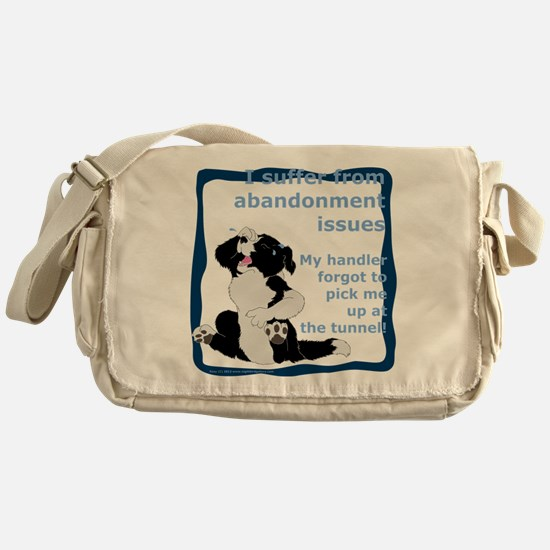 Abandonment Issues Messenger Bag