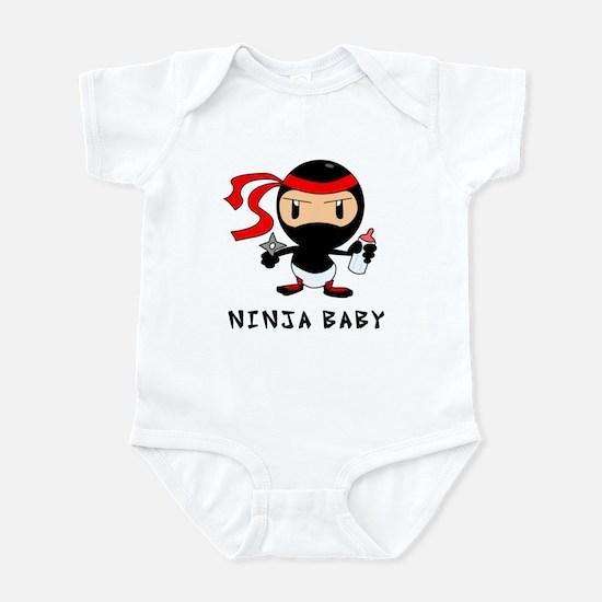 Ninja Baby Onesie