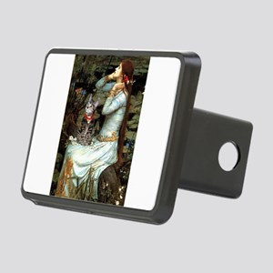 Ophelia / Tiger Cat Rectangular Hitch Cover