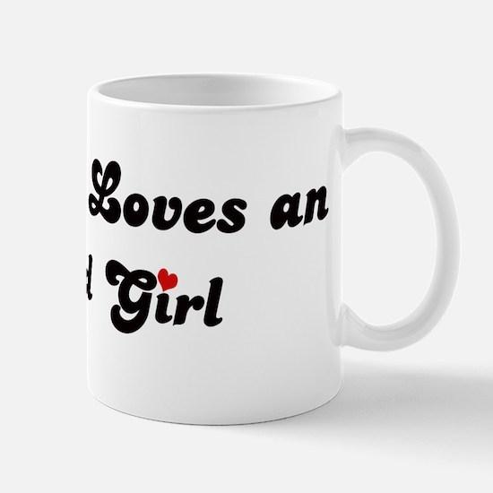 Upland girl Mug