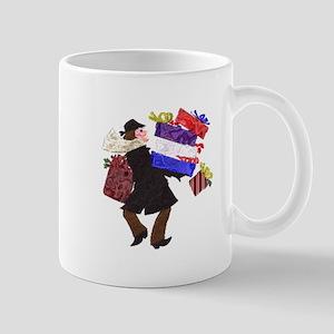 Man With Gifts Mug