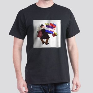 Man With Gifts Dark T-Shirt