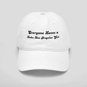 Lake Los Angeles girl Cap